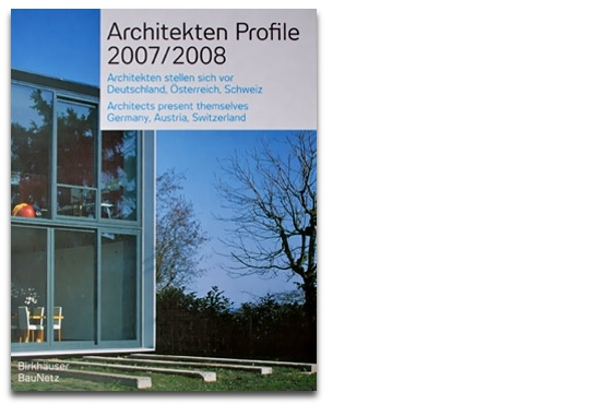 Architektenprofile 2007/2008