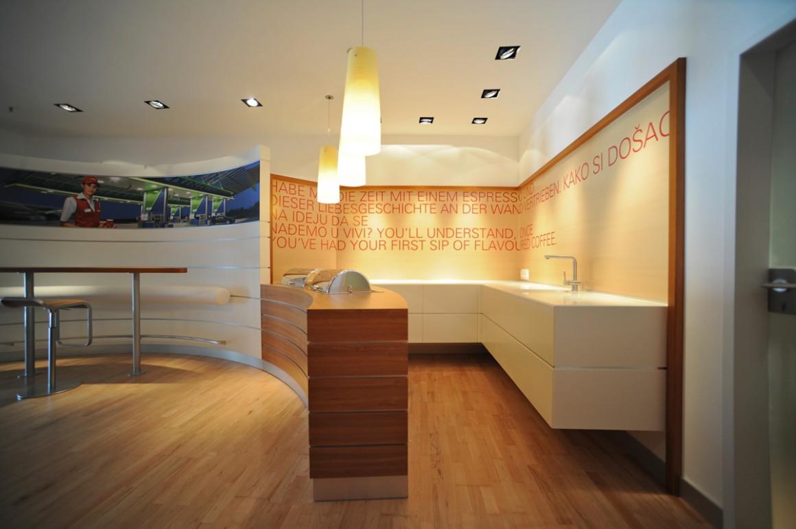 OMV, Lounge