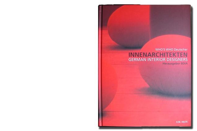 Who's Who Deutscher Innenarchitekten BDIA